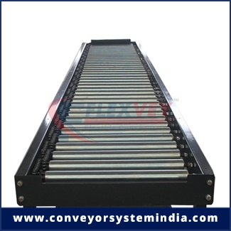 gravity roller conveyor system suppliers in gwalior