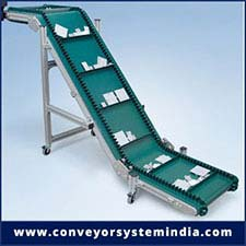 Inclined Conveyor Manufacturer in Ahmedabad
